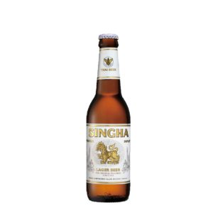 Singha Lager 330ml Bottle