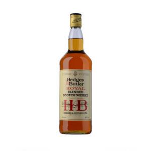 Hedges & Butler Blended Scotch
